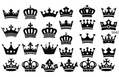 Слайдер дизайн корона S042