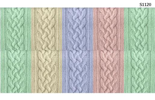 Слайдер дизайн вязание пастель S1120