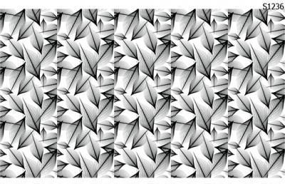 Слайдер дизайн листочки S1236