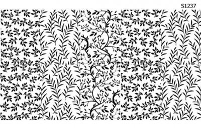 Слайдер дизайн листочки S1237