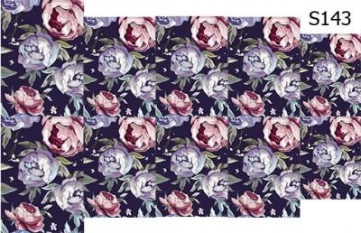 Слайд-дизайн цветы обои S143