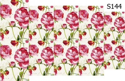 Слайд-дизайн цветы обои S144