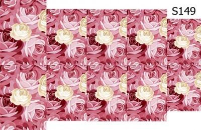 Слайд-дизайн цветы обои S149