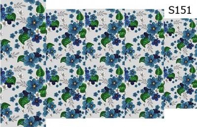Слайд-дизайн цветы обои S151