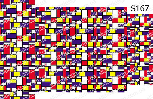 Слайд-дизайн геометрия абстракция S167