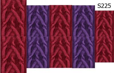 Слайдер дизайн вязаный свитер S225