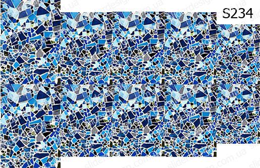 Слайдер дизайн мозаика S234
