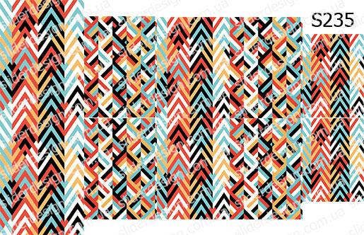 Слайдер дизайн узор абстракция S235