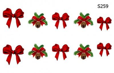 Слайдер дизайн на Рождество S259