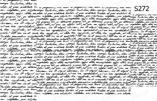Слайдер дизайн рукопись S272
