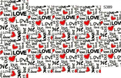 Слайдер дизайн Love S389
