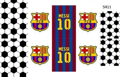 Слайдер дизайн футбол барселона S411