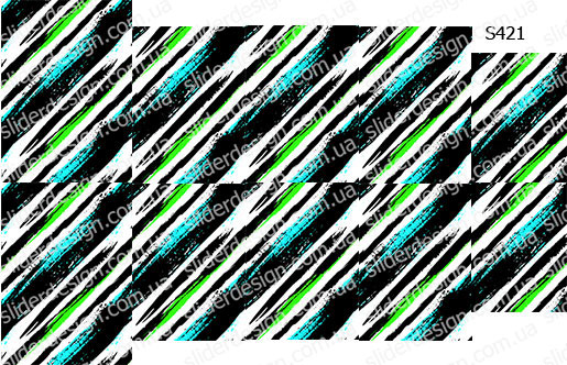 Слайдер дизайн краска штрихи S421