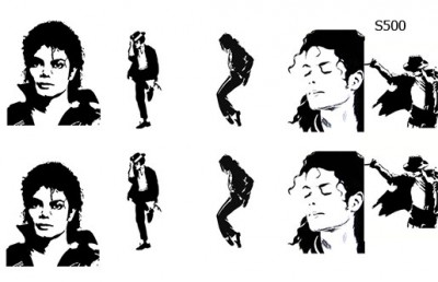 Слайдер дизайн Майкл Джексон S500