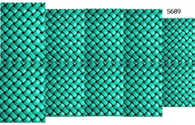Слайдер дизайн плетеная корзинка S689