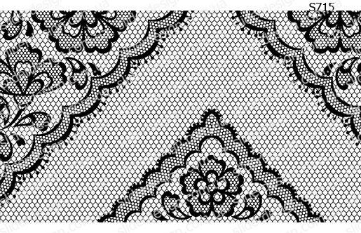 Слайдер дизайн салфетка из кружева S715