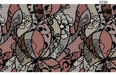 Слайдер дизайн кружево+пастель S726