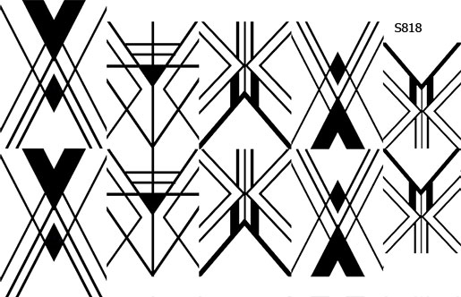 Слайдер дизайн линейный S818