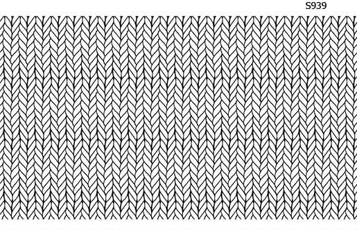 Слайдер дизайн узор вязаного свитера S939